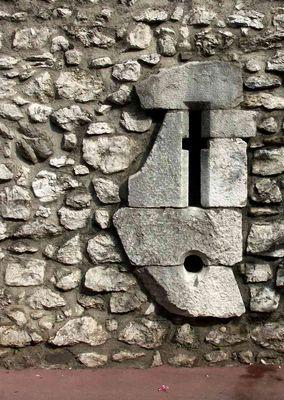 alter Mauerrest