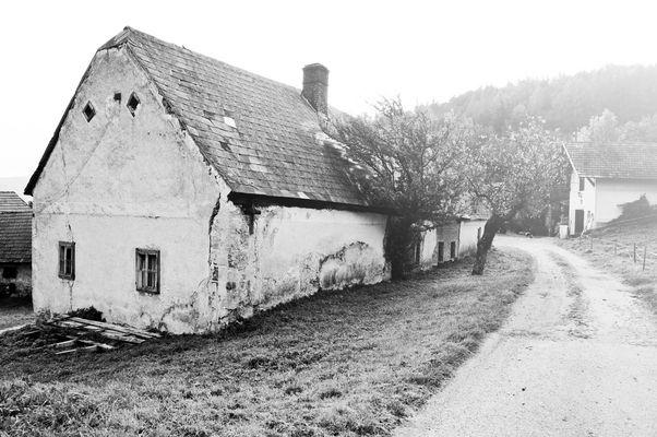 Alter niederösterreichischer Bauernhof