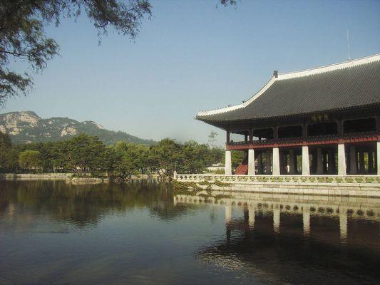 alter palast Seoul
