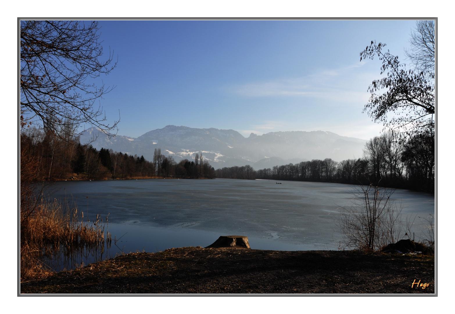 Alter Rhein - CH -