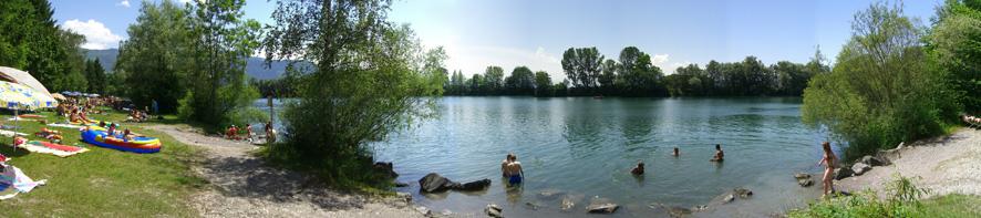 Alter Rhein, Lustenau