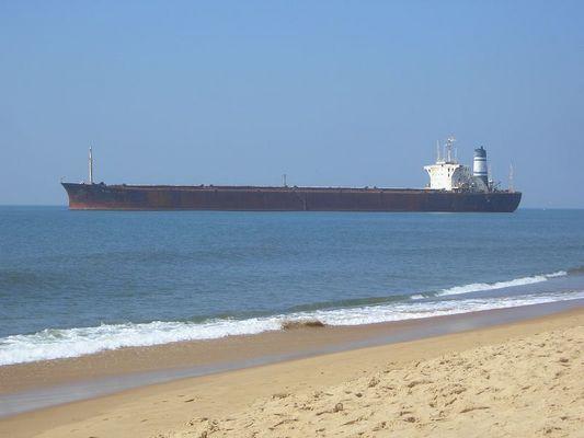 alter Tanker...