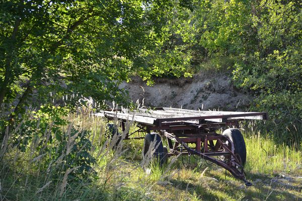 Alter Wagen