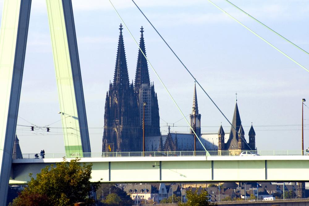 Alternative Kölner Stadtperspektive