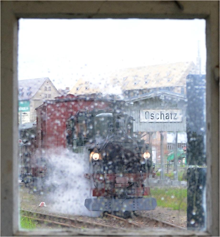 + Alternative zum Blick aus dem heimatlichen Fenster