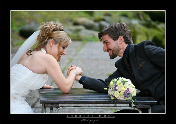 Alternatives Hochzeitsbild I