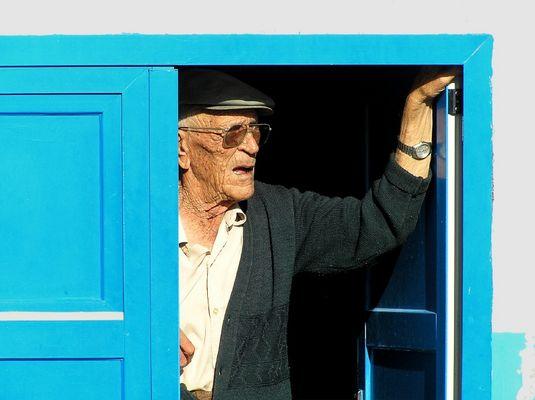 """""""Alternde Menschen sind wie Museen..."""""""