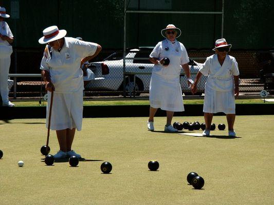 Alterssport in Australien