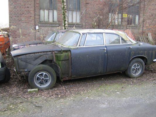 altes auto