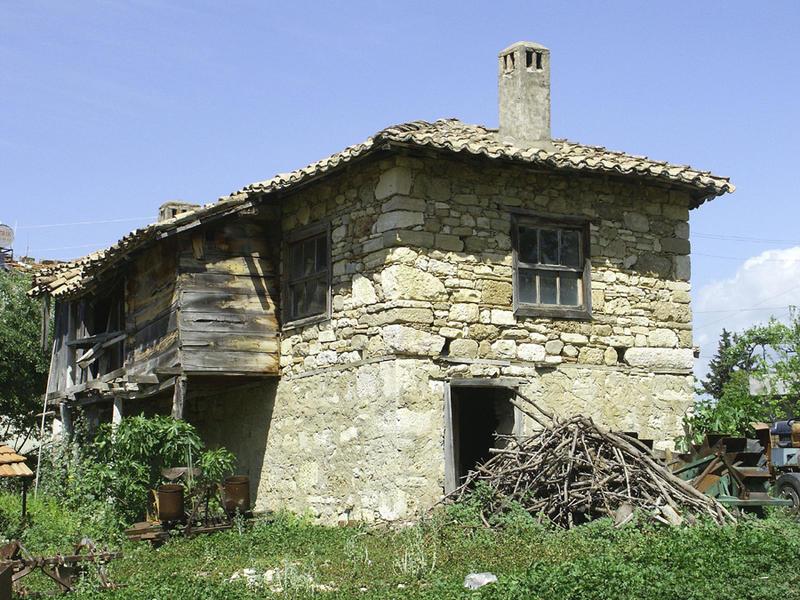 Altes Bauernhaus in der Türkei