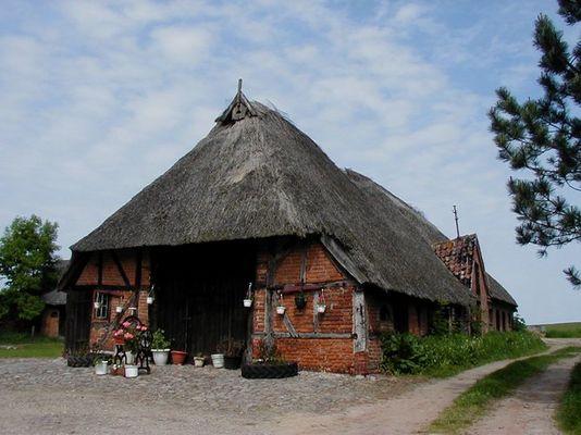 Altes Bauernhaus in Panker