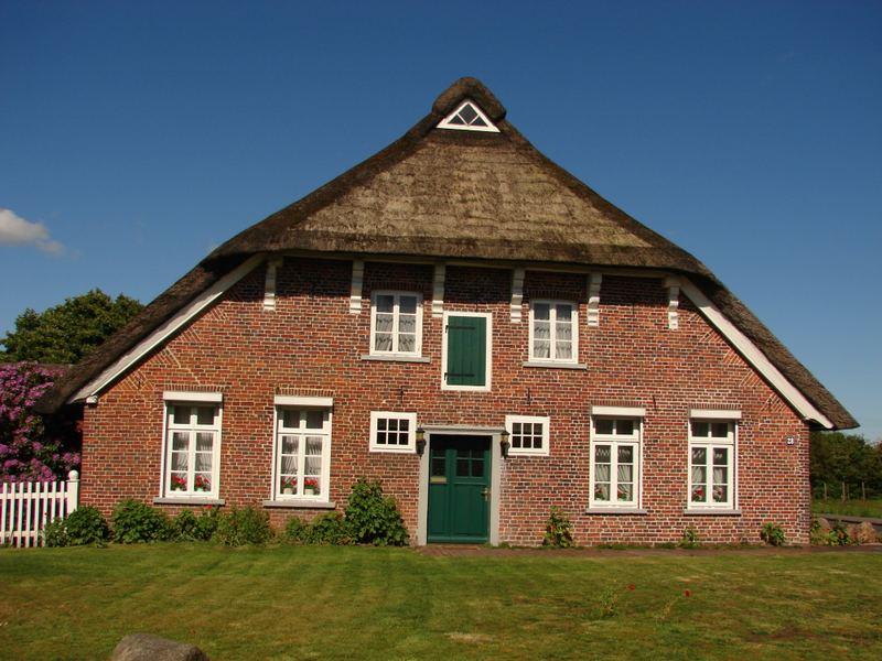 Altes Bauernhaus in Steinhausen/Friesland