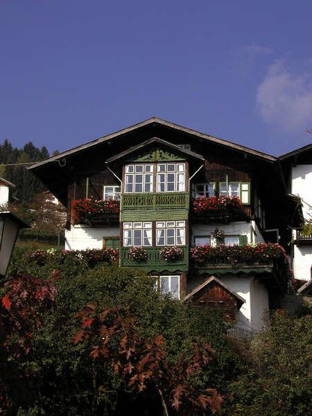 Altes Bauernhaus, Mölten, Südtirol
