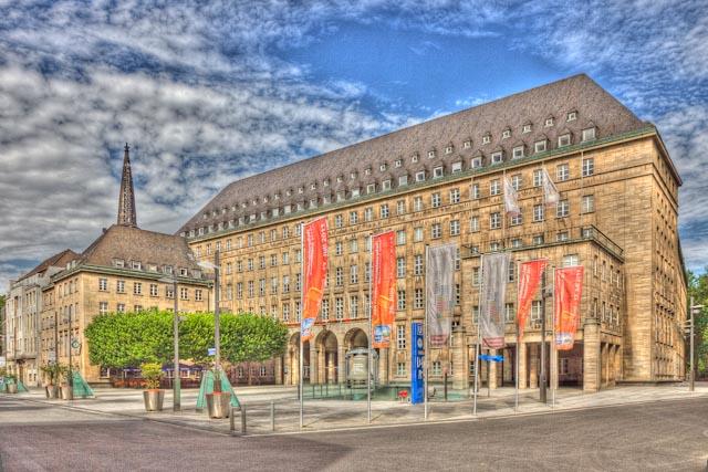 Altes Bochumer Rathaus