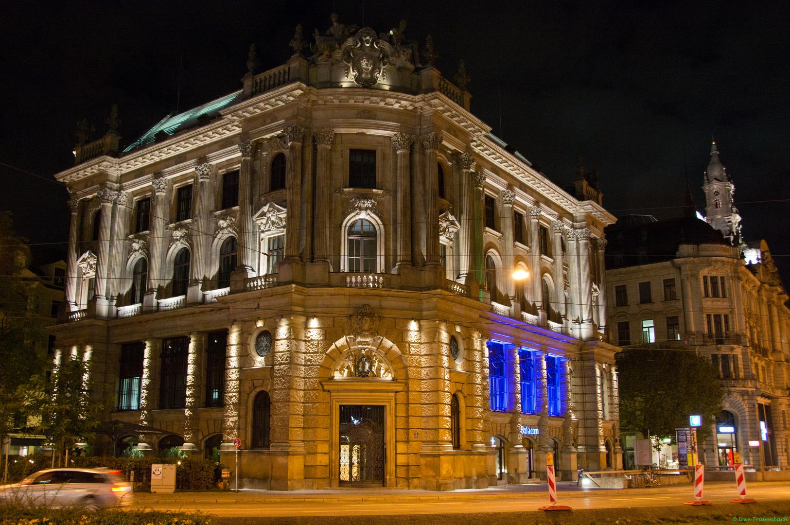 Altes Börsengebäude am Lenbachplatz