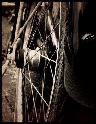 """""""Altes"""" Fahrrad"""