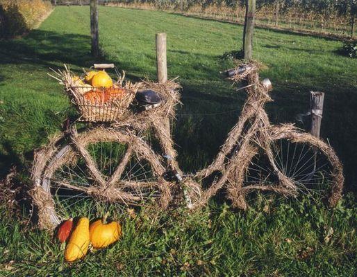 Altes Fahrrad - Immer noch zu gebrauchen