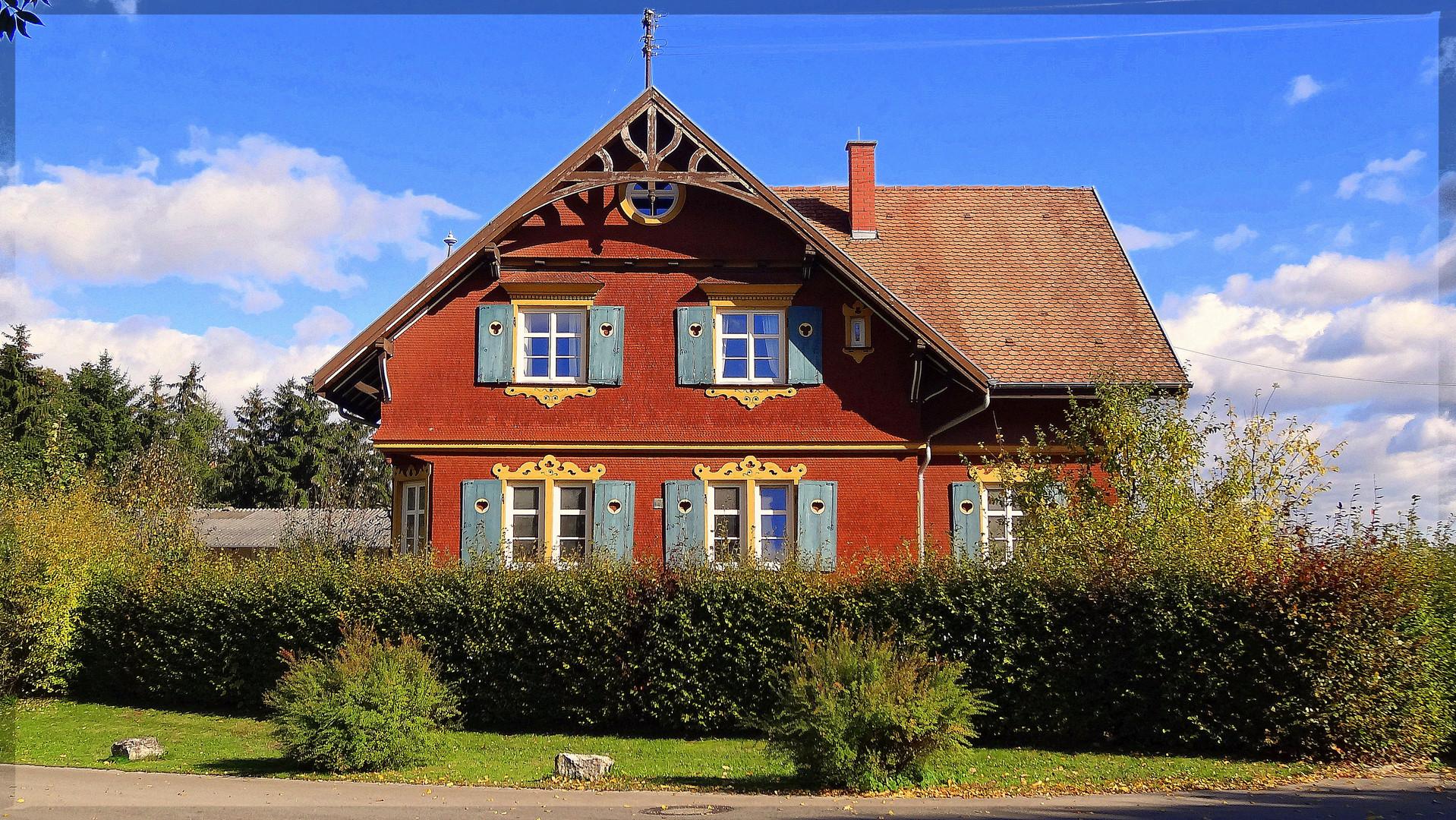 altes forsthaus in laupheim