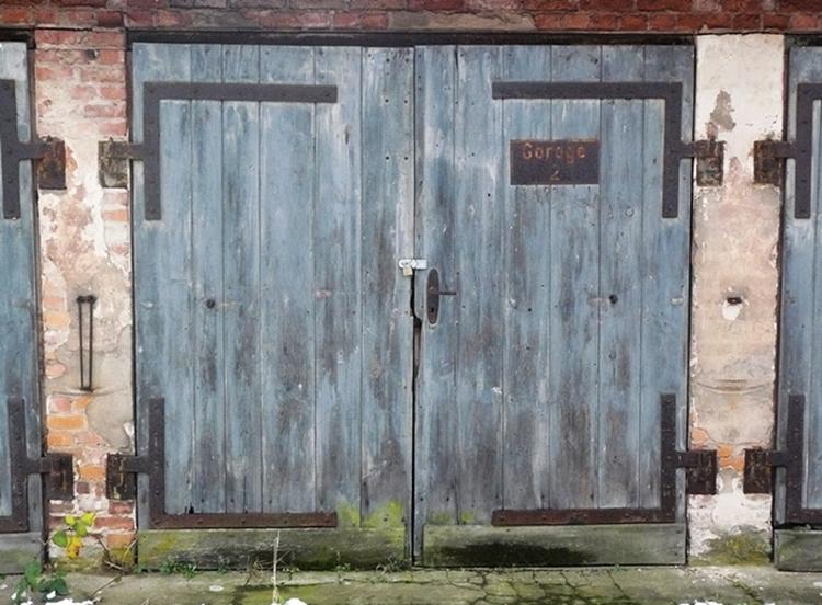 Altes Garagentor Foto Amp Bild Architektur Lost Places
