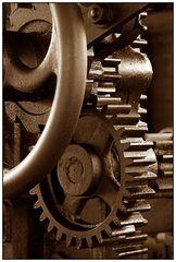 altes Getriebe...