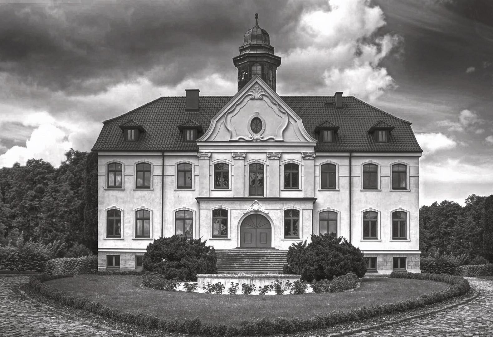 Altes Gutshaus in Mecklenburg