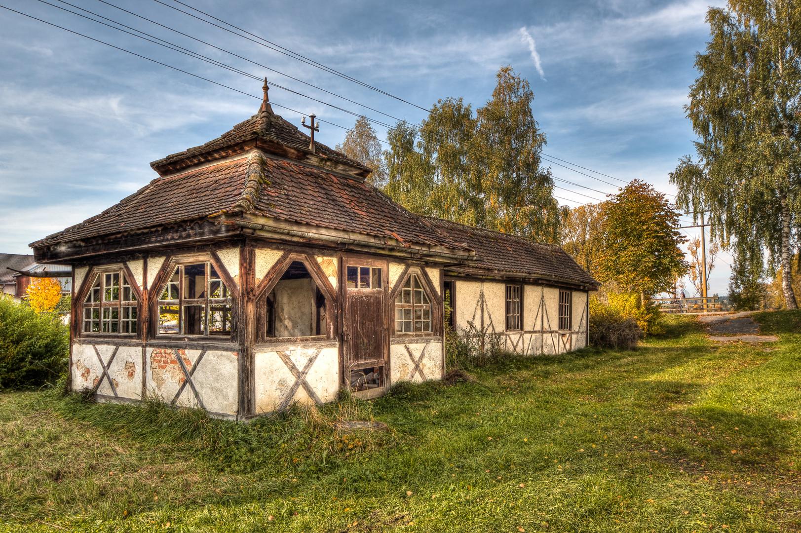 Altes Häuschen