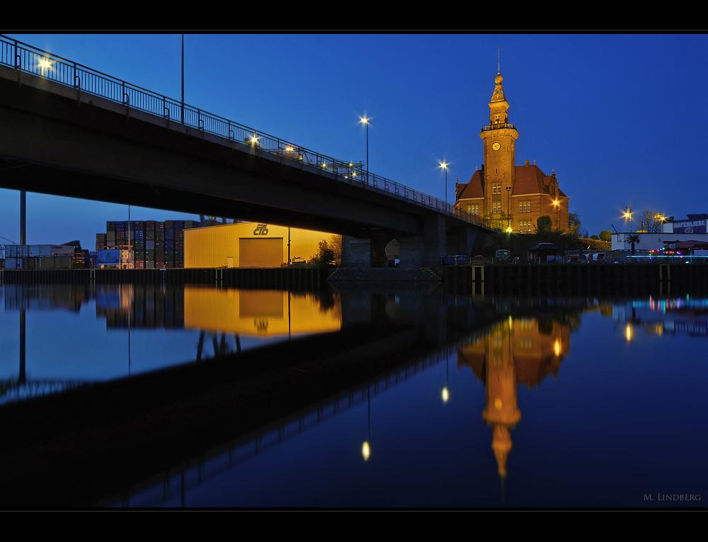 Altes Hafenamt Dortmund 2