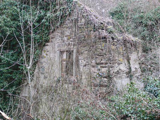 Altes Haus an der Mosel
