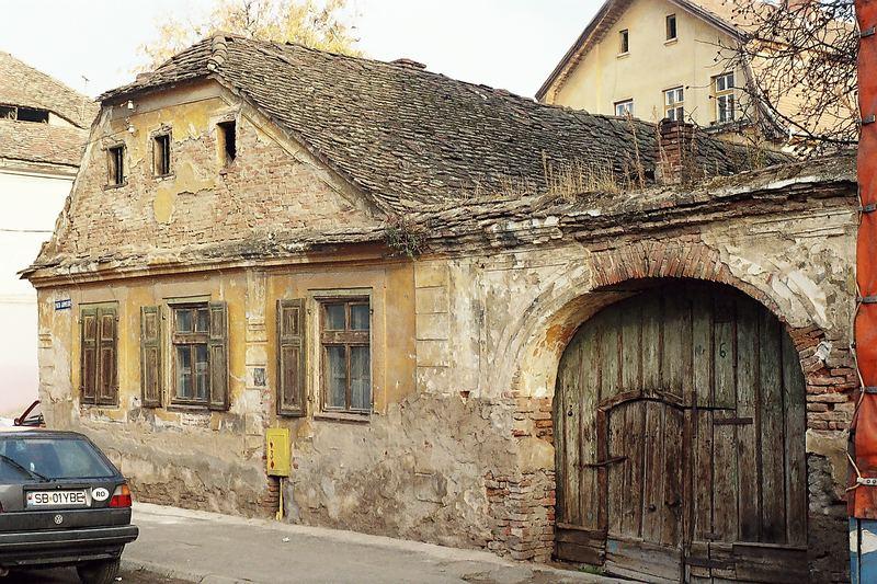 altes Haus der Unterstadt