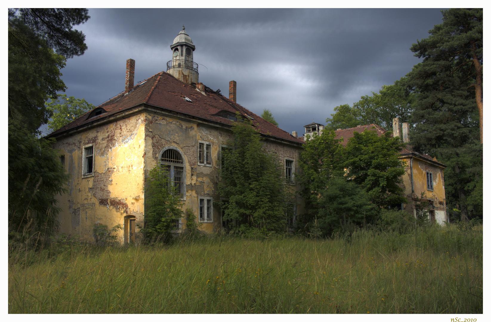 Altes Haus HDR