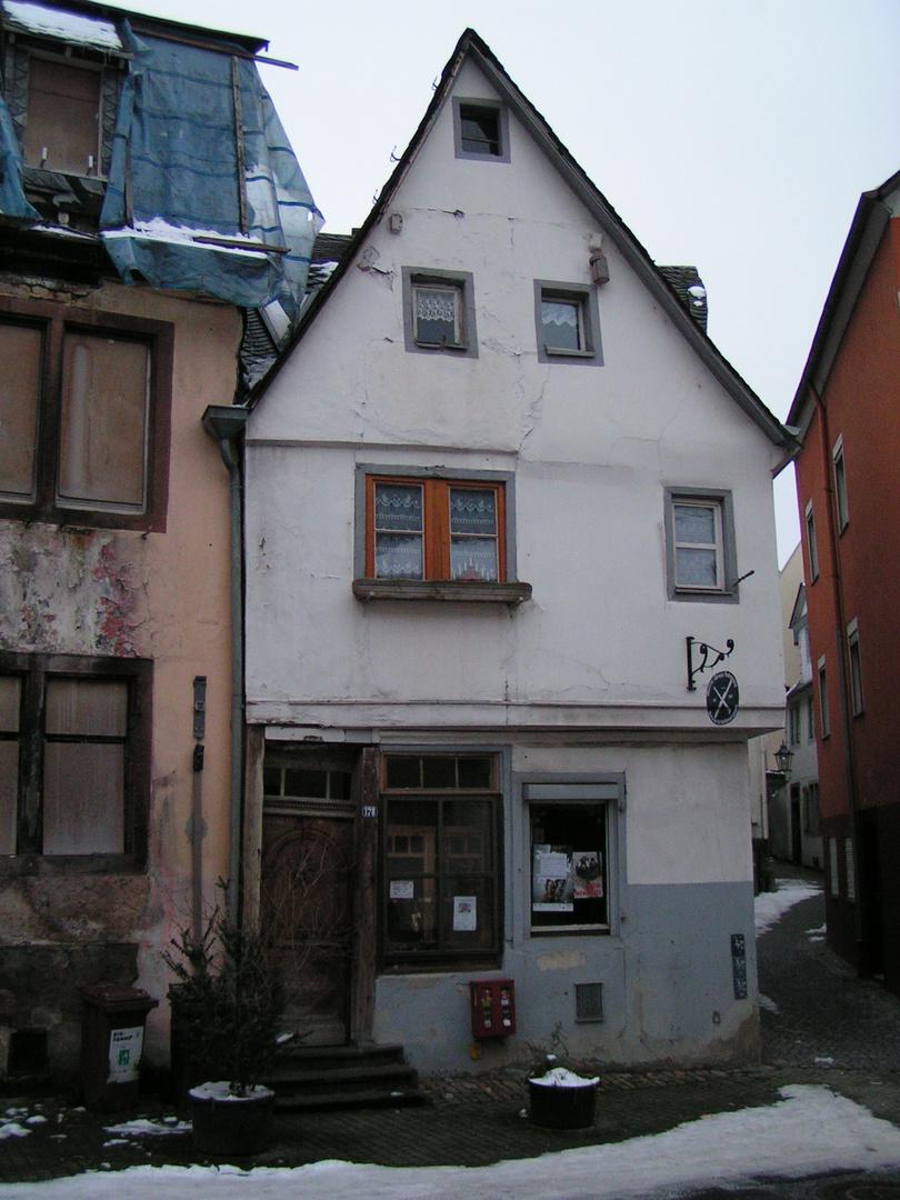 Altes Haus im Dahl