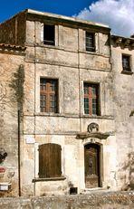 altes Haus in Les Baux-de-Provence