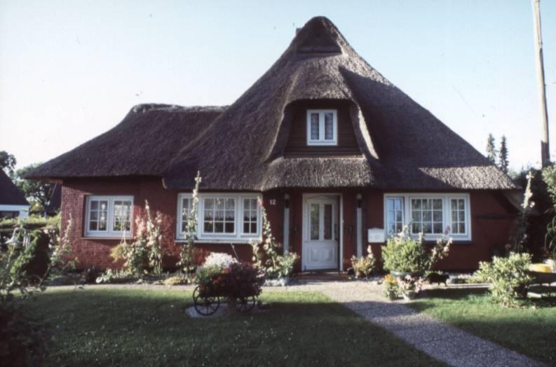 altes Haus in Nordeutschland