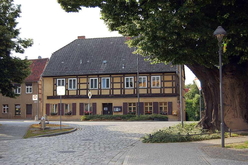 Altes Haus in Treuenbrietzen