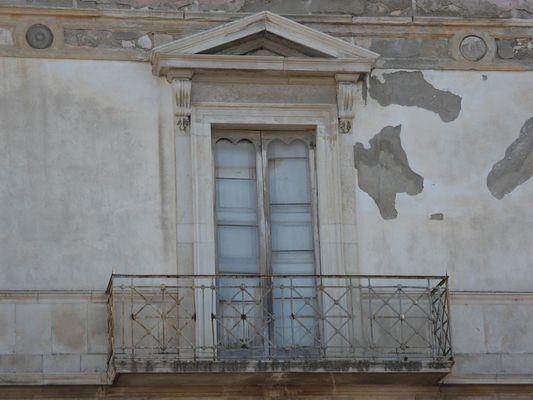 Altes Herrenhaus in Apulien
