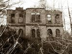 Altes Herrenhaus in Neuss-Norf - Ruine -
