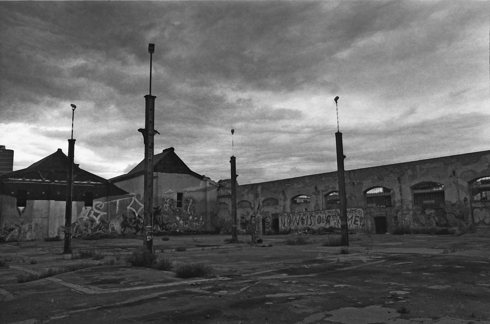 Altes Industriegelände