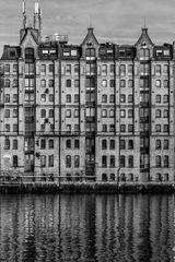 Altes Lagerhaus Hamburger Hafen
