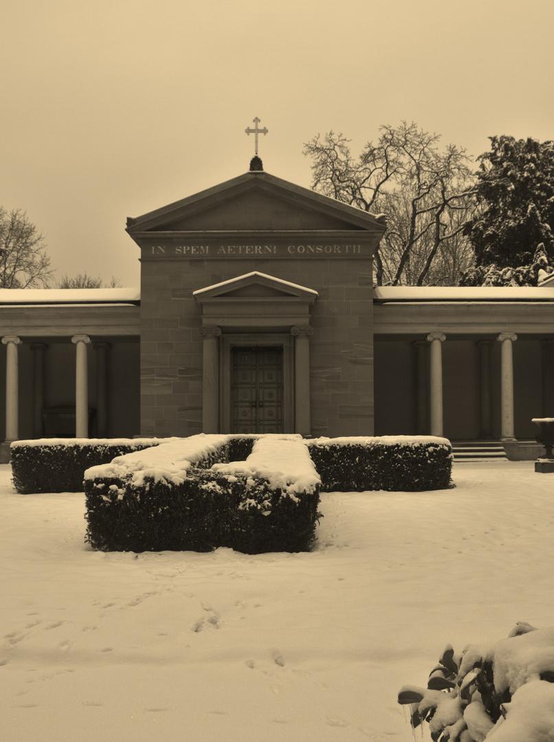 Altes Mausoleum