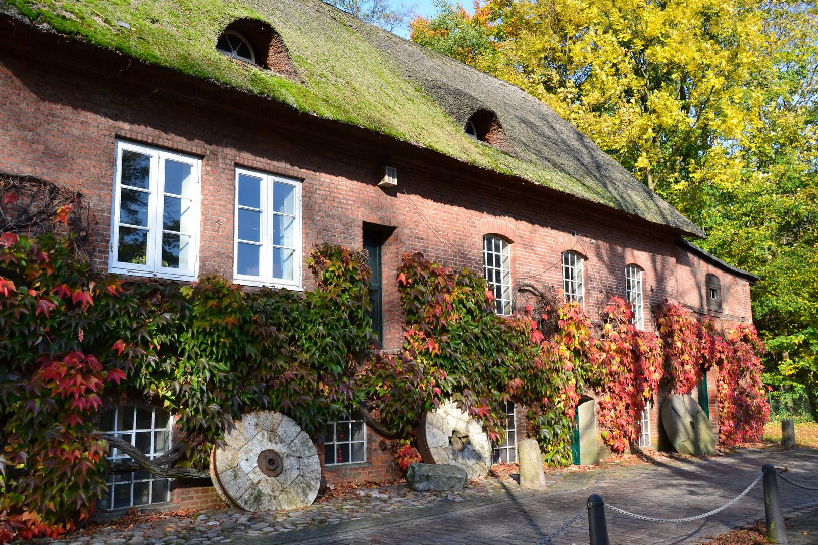 Altes Mühlenhaus