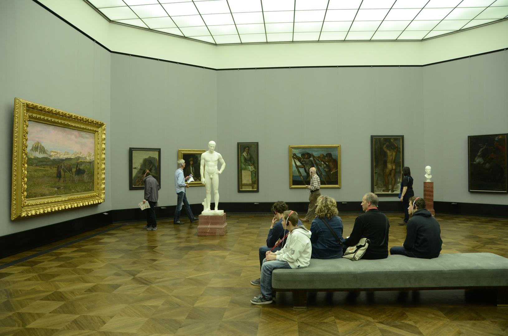 Altes National-Museum / Bilder