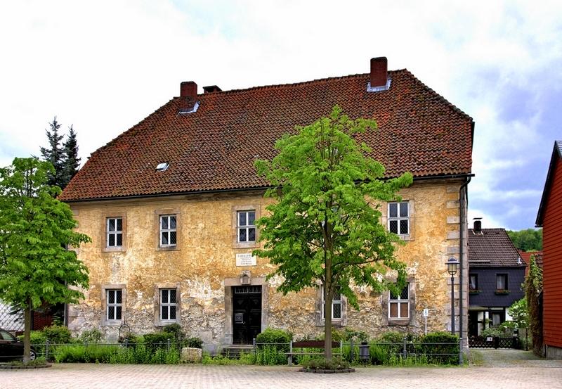 Altes Pfarrhaus in Walkenried / Harz