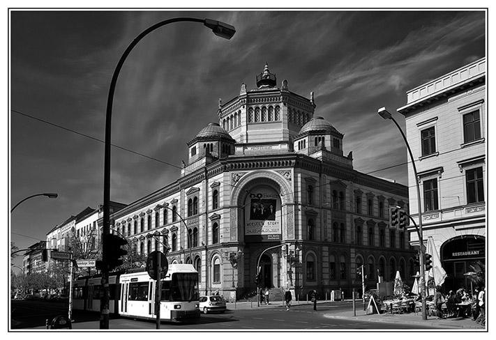 Altes Postfuhramt