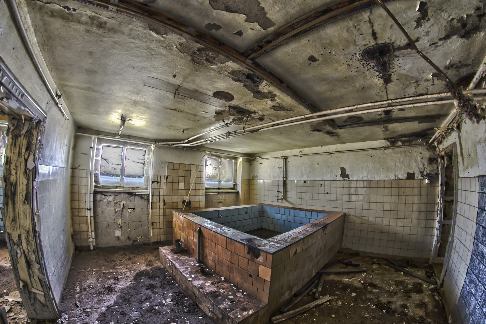 altes Psychiatrisches Krankenhaus Großörner