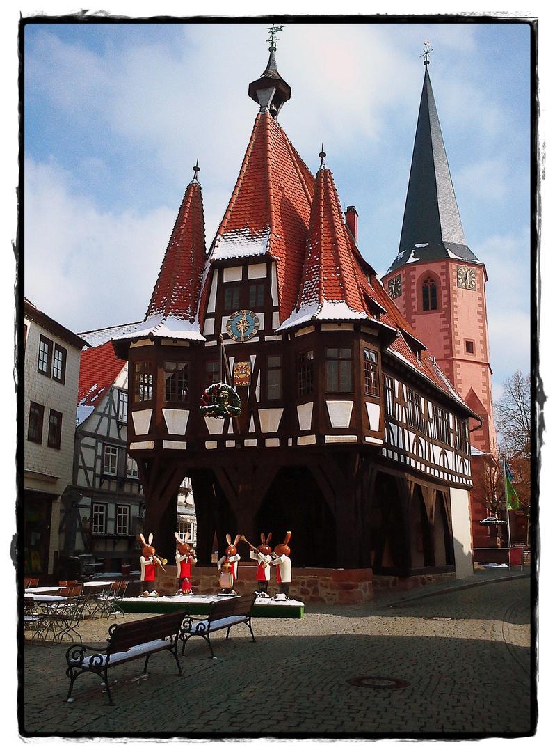 Altes Rathaus...