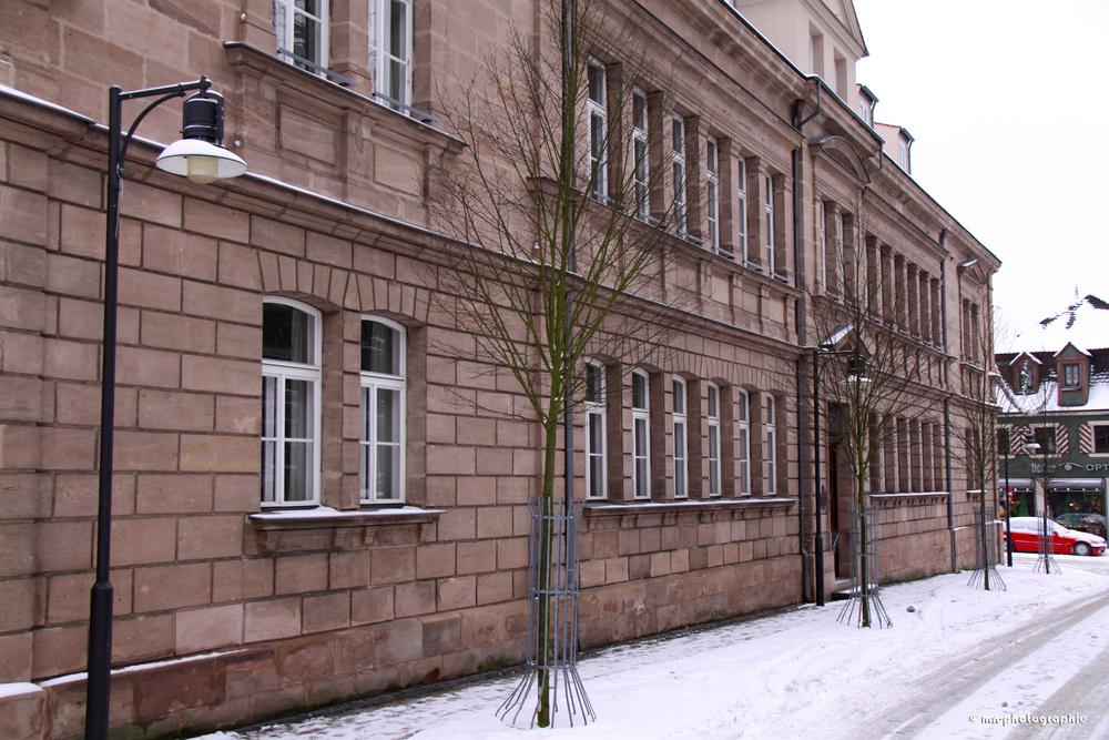 Altes Rathaus der Stadt Roth