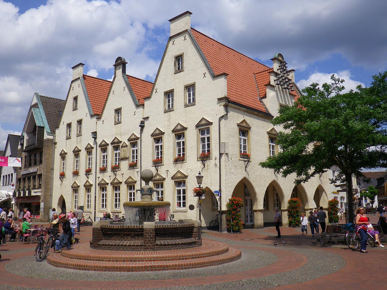 Altes Rathaus Haltern am See