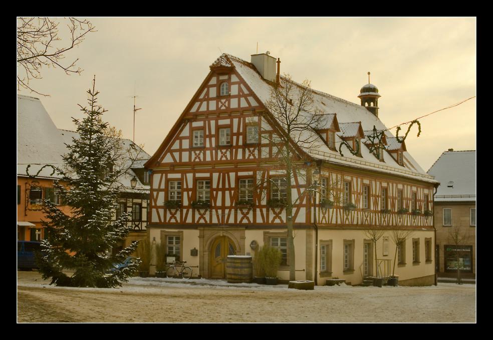 Altes Rathaus Herzogenaurach