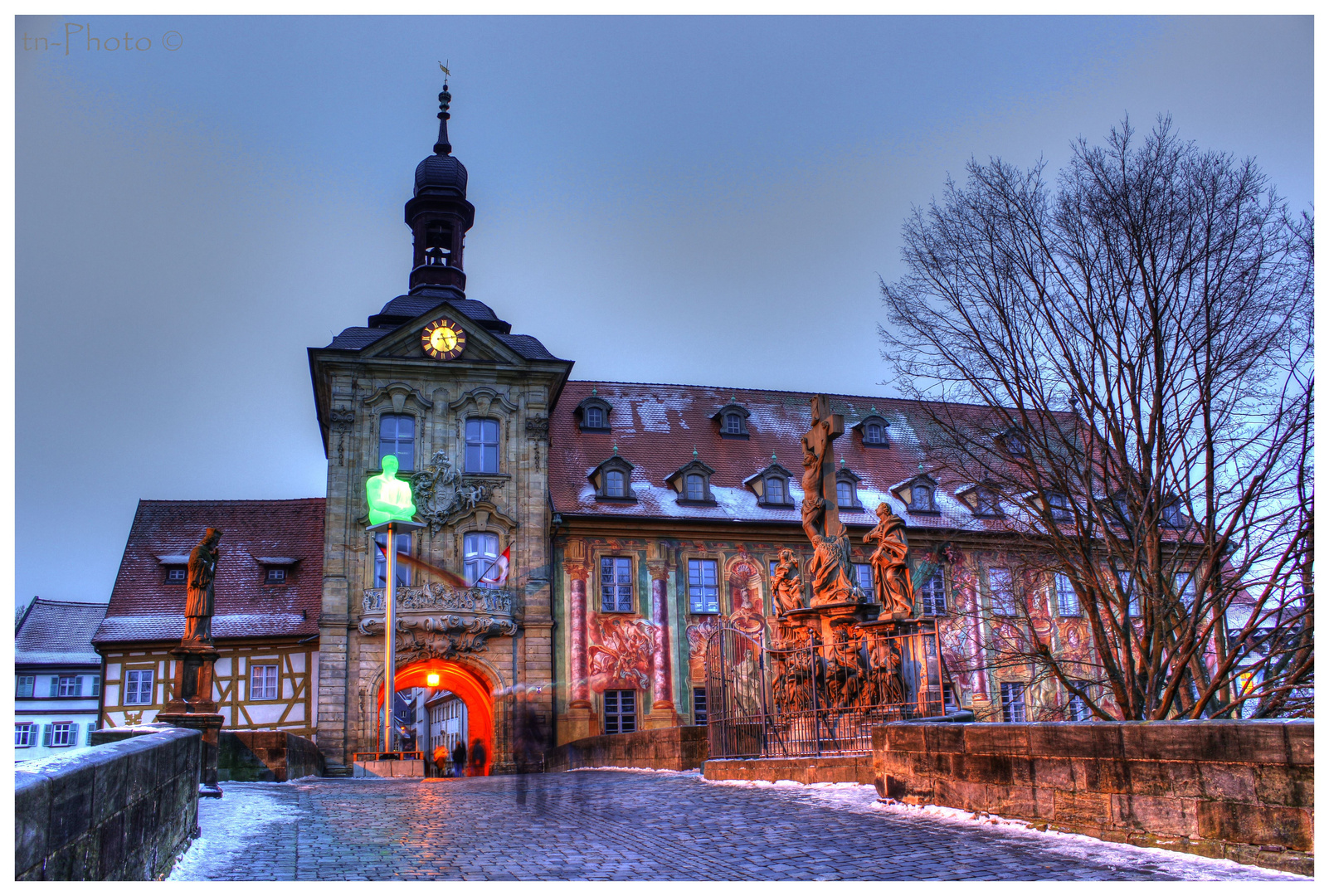 """altes"" Rathaus in Bamberg"