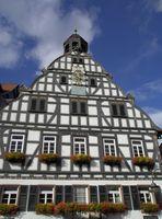 Altes Rathaus in Butzbach (Hessen)
